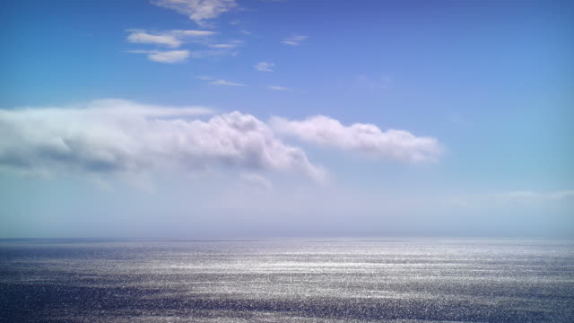 Silver ocean video