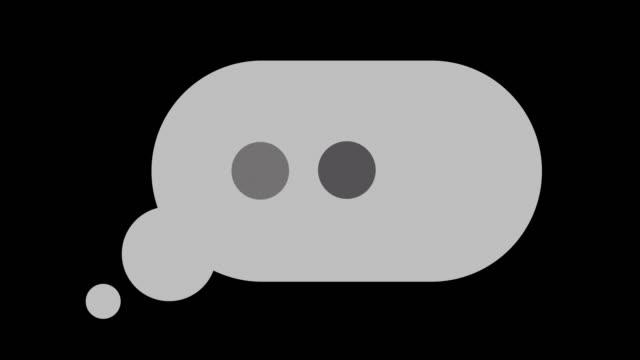 vidéos et rushes de un élément simple d'un e-mail. - message écrit et lettre de l'alphabet