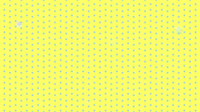vídeos y material grabado en eventos de stock de patrones simples gráficos y estrellas pop[loop] - lunares