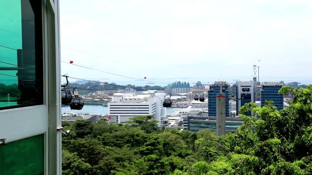 Singapore Cable Car, Sentosa video