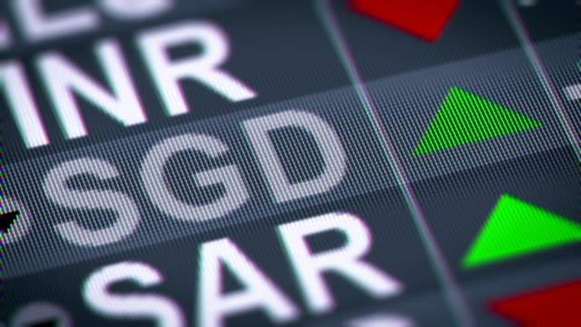 Singapore Dollar Stock Videos and Royalty-Free Footage - iStock