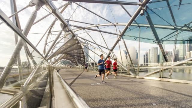 Singapore, The Helix Bridge