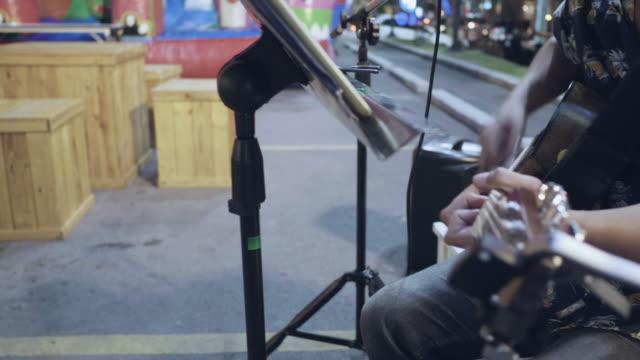 Singing In The Street video