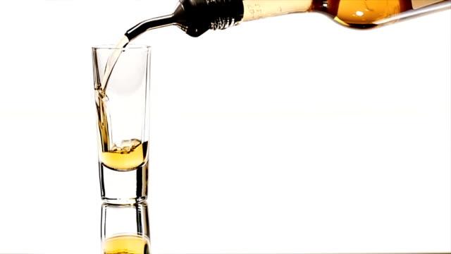 Single Shot Glass Pour video