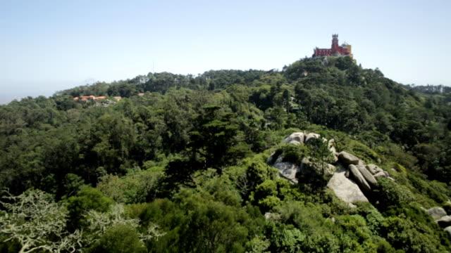 Sintra Pena Palace video
