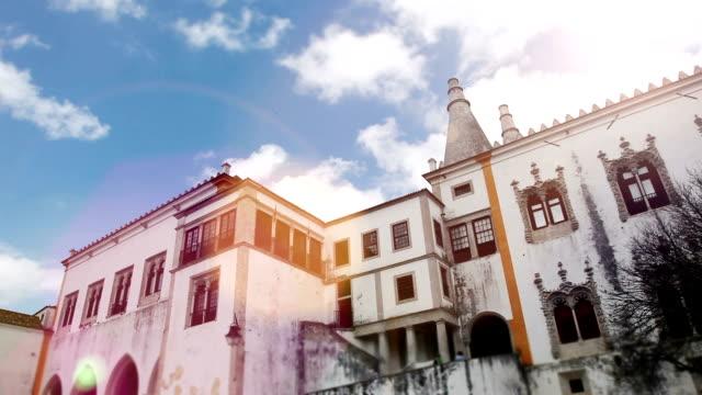 Sintra, Portugal - Palácio Nacional video