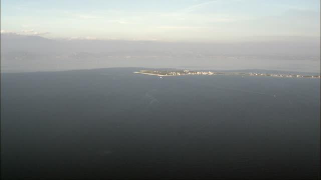 Sirmione  - Aerial View - Lombardy, Provincia di Brescia, Sirmione, Italy