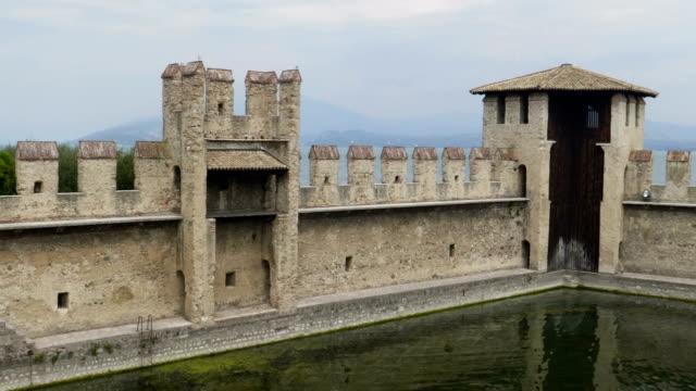Sirmione Castle Boathouse video
