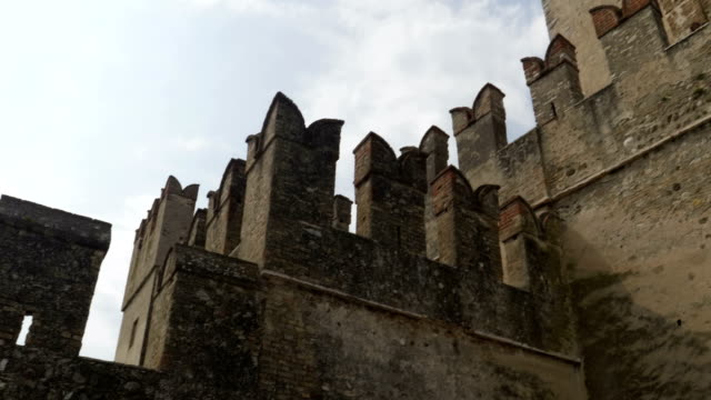 Sirmione Castle Tower video