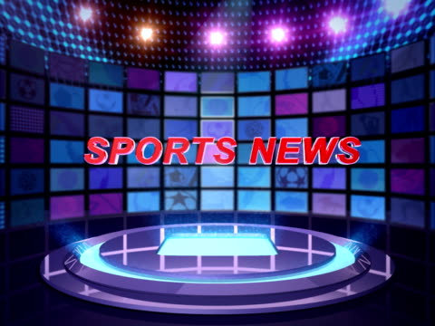 Sixties-Style Sports News Teaser video