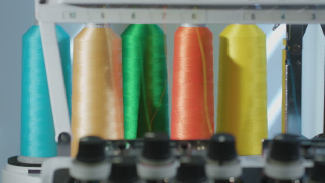 Skein Thread Stand for Embroidery Machines video