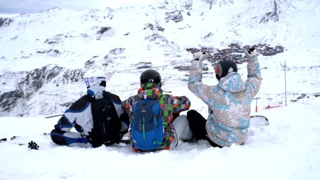 Ski Brothers video