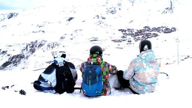 Ski Gang video