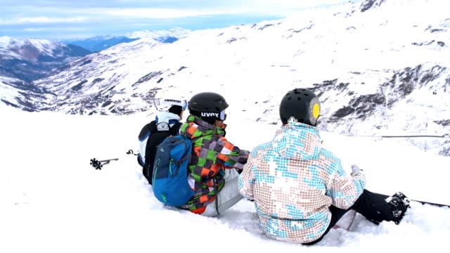 Ski Holiday video