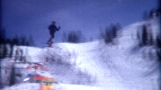Ski Jump 1972