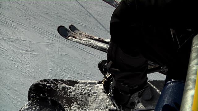 Ski Lift (HD 1080) video