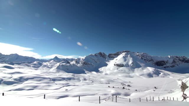 Ski resort video