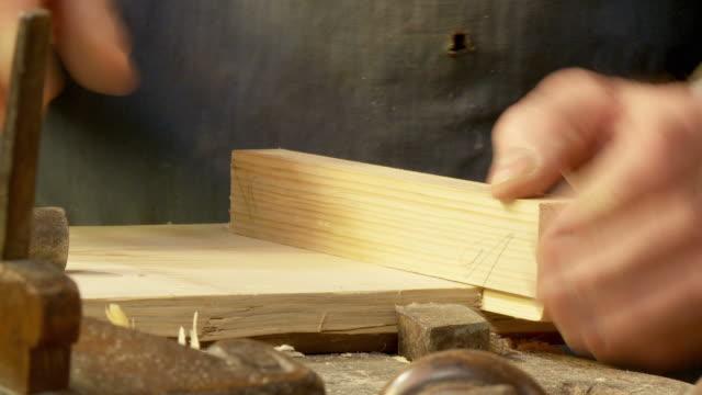 HD: Skilled Carpenter video
