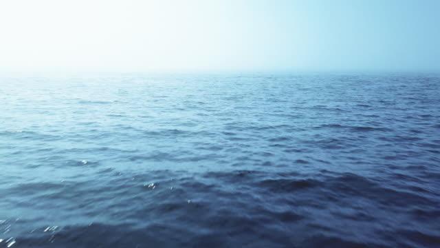 サーフェススキミング - 大西洋点の映像素材/bロール