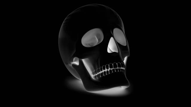 Skull. Looping footage has 4K resolution. Skull. Looping footage has 4K resolution. ghost icon stock videos & royalty-free footage