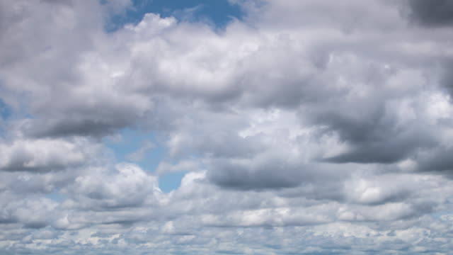 Sky and Cloud Time Lapse movement , Nature footage background video