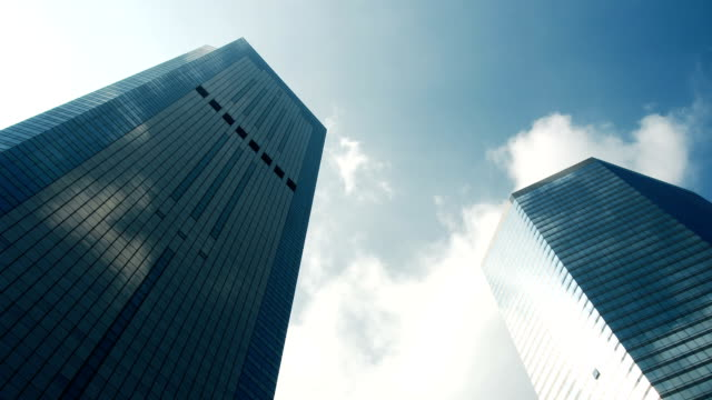 Sky and Skyscraper Scene 4