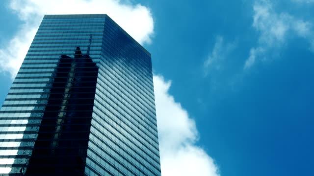 Sky and Skyscraper Scene 6 video