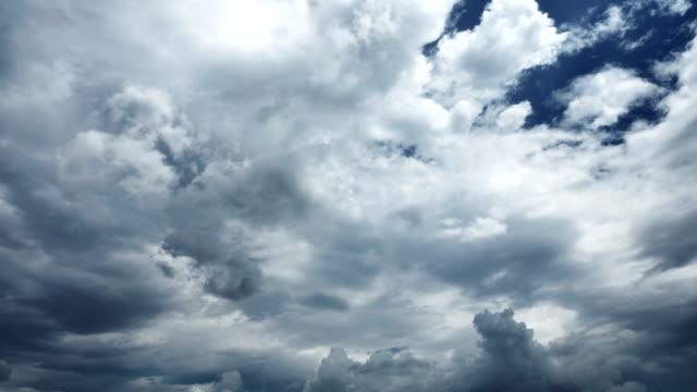 tidsfördröjning för himlen moln 4k - madagaskar bildbanksvideor och videomaterial från bakom kulisserna
