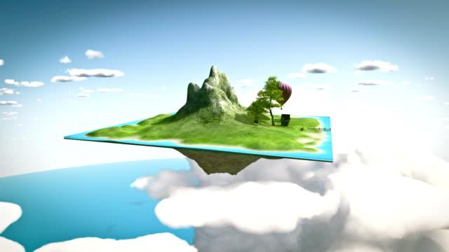 Sky island video