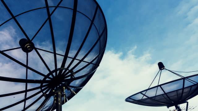 sky signal hem - telecom bildbanksvideor och videomaterial från bakom kulisserna