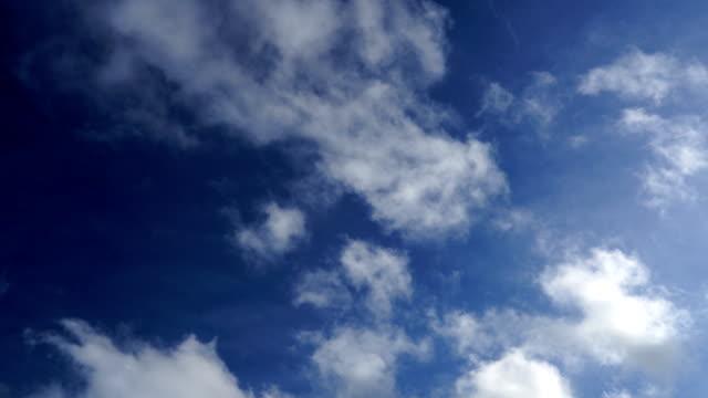 空の t/l - 巻雲点の映像素材/bロール