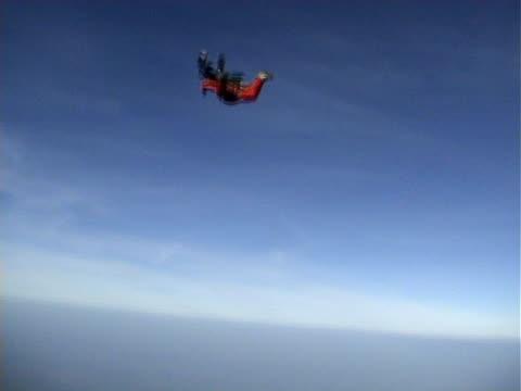 Skydiving video video