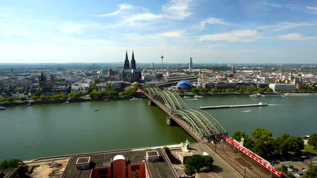 Skyline Cologne video