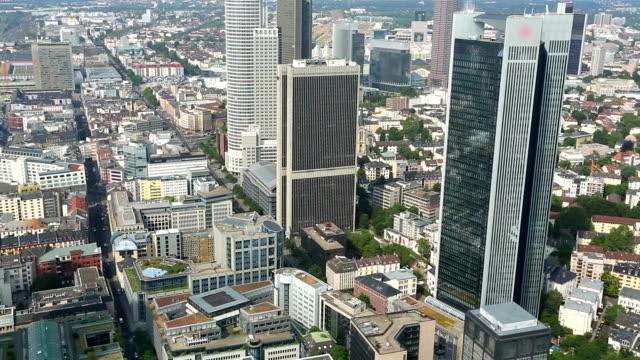 Skyline Frankfurt, Panning video