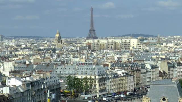Skyline - Paris, France video