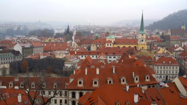 Skyline Prague video
