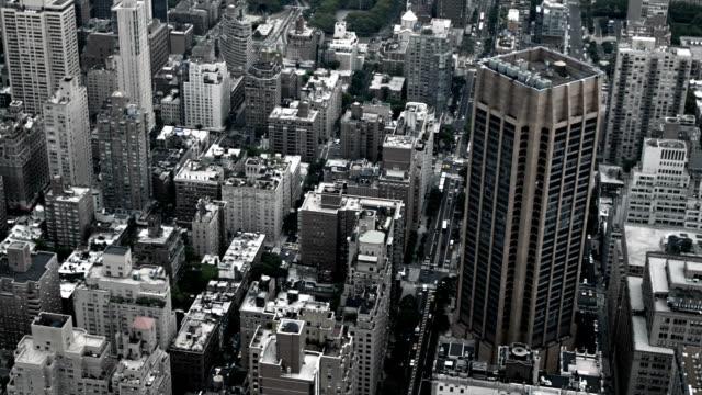 Skyscrapers, Manhattan, New York, USA video