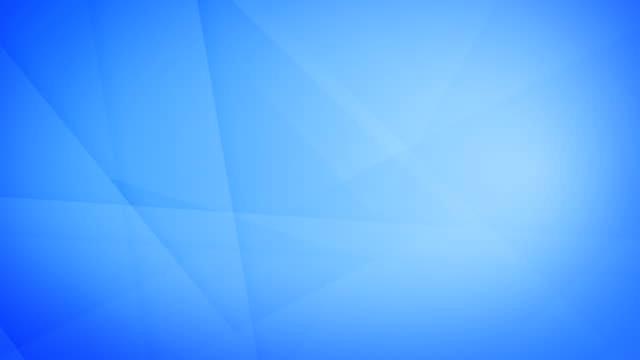 eğimli, açılı ve keskin köşeli soyut koyu mavi geometrik şekiller, dikdörtgenler, üçgen, kareler birbirlerine meshleme ve döngü mümkün dikişsiz 4k arka plan video etrafında yüzen - kare i̇ki boyutlu şekil stok videoları ve detay görüntü çekimi
