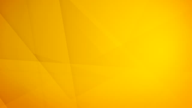 slanted, angled and sharp cornered abstract gold yellow geometric shapes, rectangles, triangles, squares meshing each other and floating around loop able seamless 4k background video - бесшовный узор стоковые видео и кадры b-roll