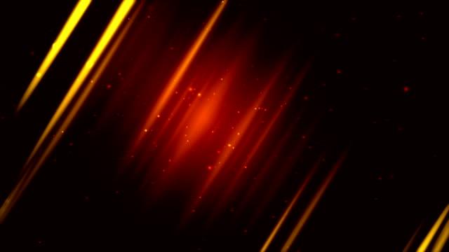 기울어진 라인 골드 루프 가능 배경 - 틸트 스톡 비디오 및 b-롤 화면
