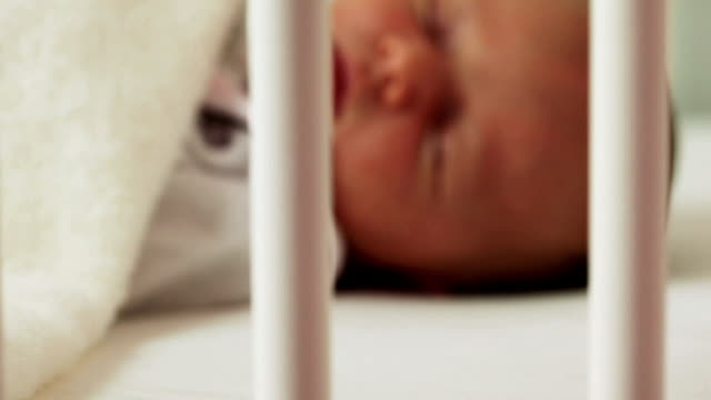 Sleeping Newborn Baby video