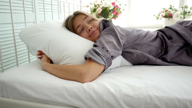 Sleepy morning at home video
