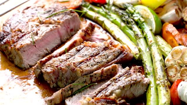 Sliced Beef video