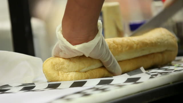 Slicing the Bread video