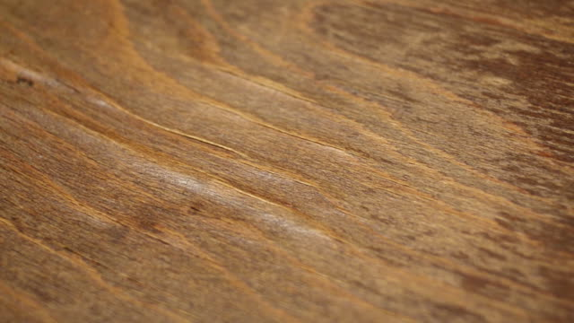 A sliding footage of a beautiful wooden surface texture. video