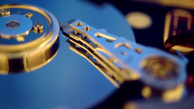 Sliding Hard Drive Disk 4K video of Sliding Hard Drive Disk backup stock videos & royalty-free footage