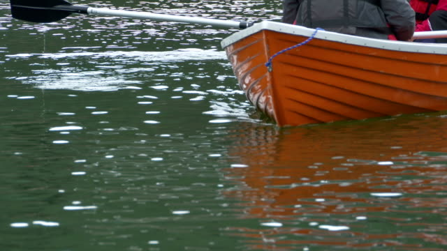 Slipping Boat on Water video