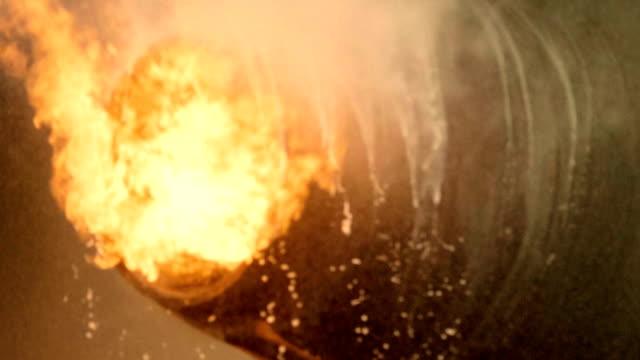 Slo Mo : A Big Fire