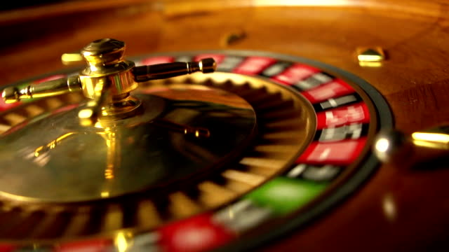 Slo-Mo Casino Roulette video