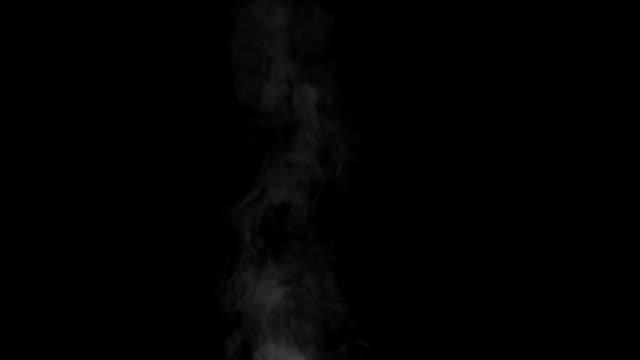高温の蒸気のスロー ジェット - 蒸気点の映像素材/bロール